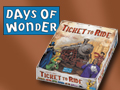 Days of Wonder Button 1