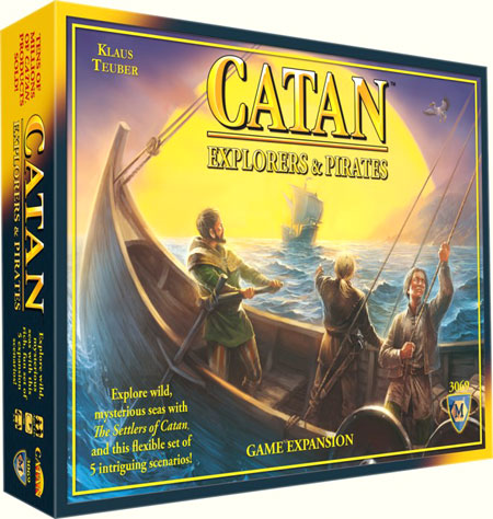 GTM #159 - Settlers of Catan: Explorers & Pirates