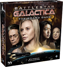 GTM #160 - Battlestar Galactica: The Board Game — Daybreak Expansion