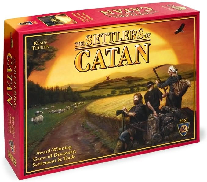GTM #200 - Catan: The English Editions