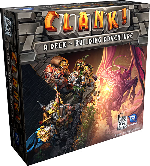 GTM #200 - Clank! A Deck-Building Adventure