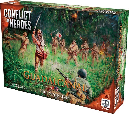 GTM #200 - Conflict of Heroes: Guadalcanal