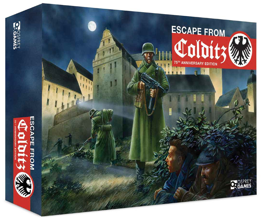 GTM #200 - Escape From Colditz