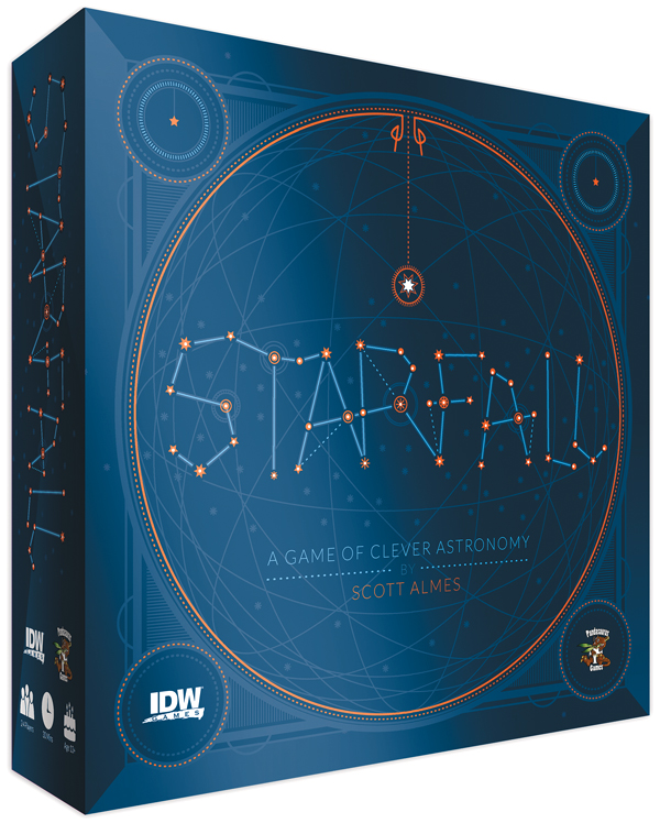 GTM #200 - Starfall: A Game of Clever Astronomy
