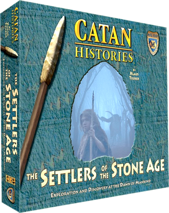 GTM #201 - The Settlers of the Stone Age