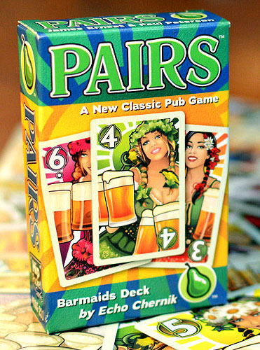 GTM #201 - Pairs: A New Classic Pub Game