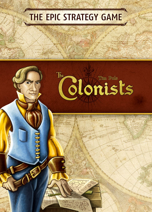 GTM #202 - The Colonists: Four Eras of Gaming for Epic Strategy Fans
