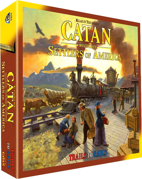 GTM #202 - Catan Histories: Settlers of America