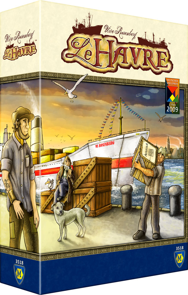 GTM #202 - Le Havre