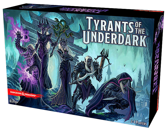 GTM #202 - Tyrants of the Underdark Board Game