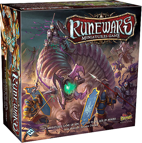 GTM #203 - RuneWars: The Miniatures Game