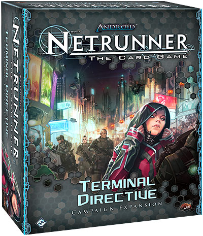 GTM #203 - Android: Netrunner - Terminal Directive