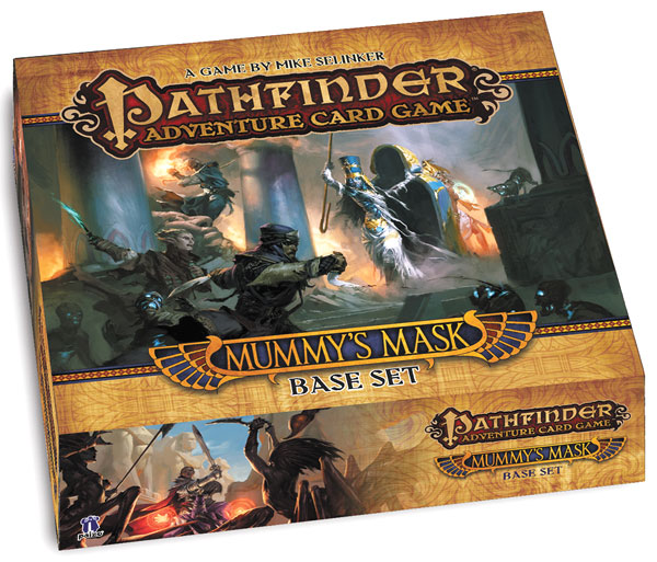 GTM #203 - Pathfinder Adventure Card Game: Mummy's Mask