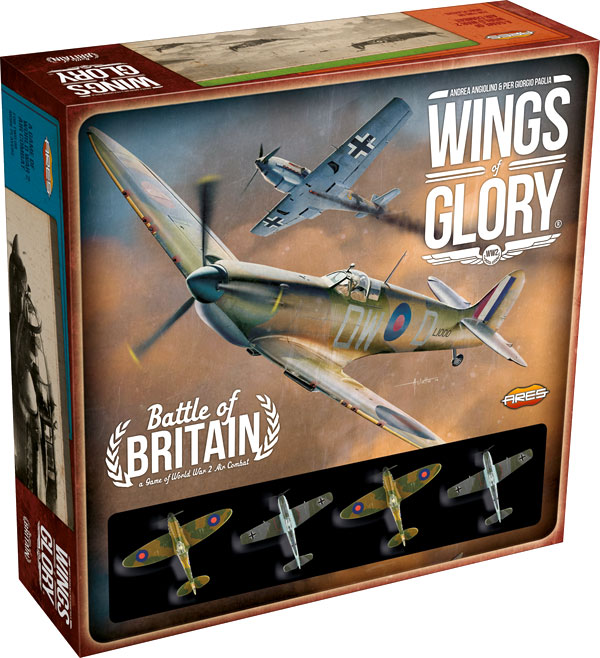 GTM #203 - WW2 Wings of Glory - Battle of Britain