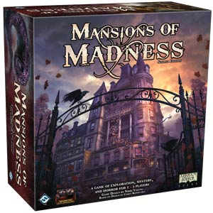 GTM #203 - Mansions of Madness Second Edition