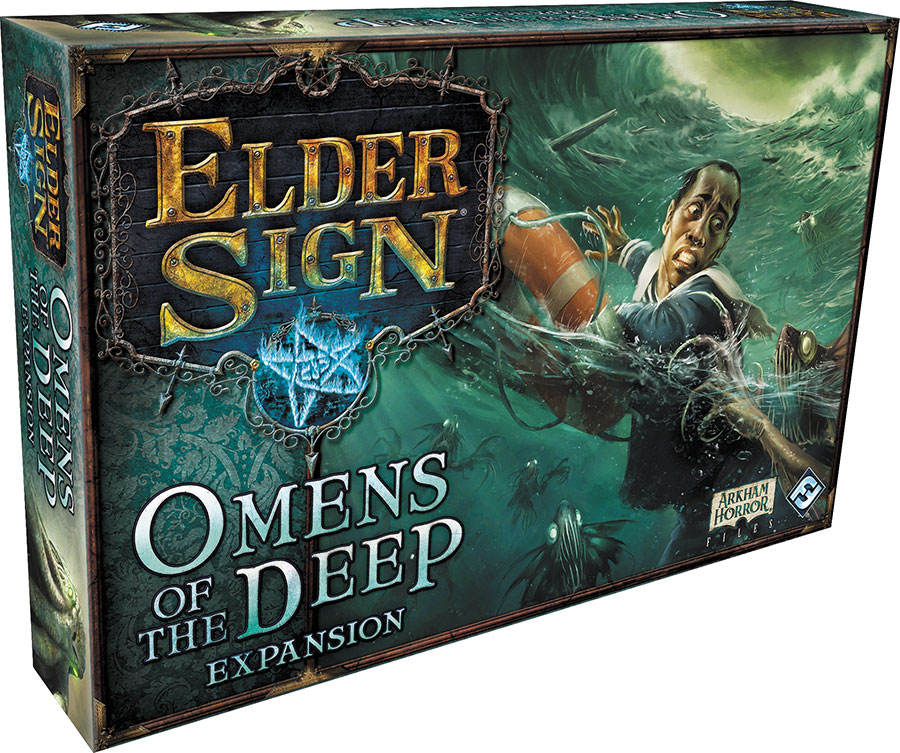 GTM #212 - Elder Sign: Omens of the Deep Expansion