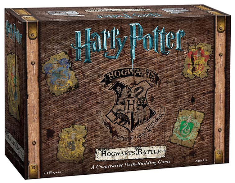 GTM #212 - Harry Potter Hogwarts Battle: A Cooperative Deck-Building Game