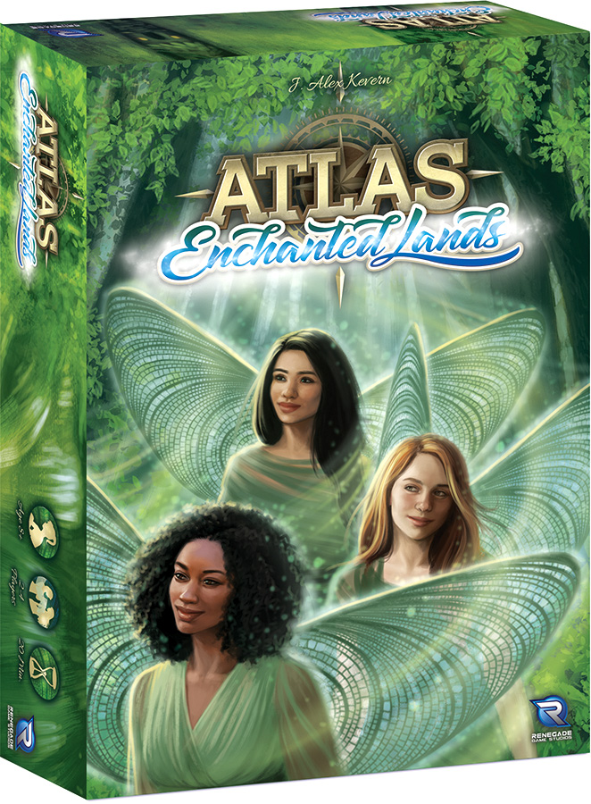 GTM #215 - Atlas: Enchanted Lands