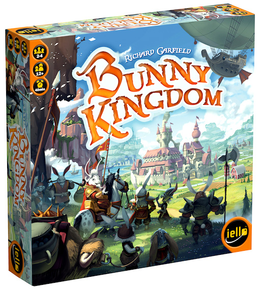 GTM #215 - Bunny Kingdom