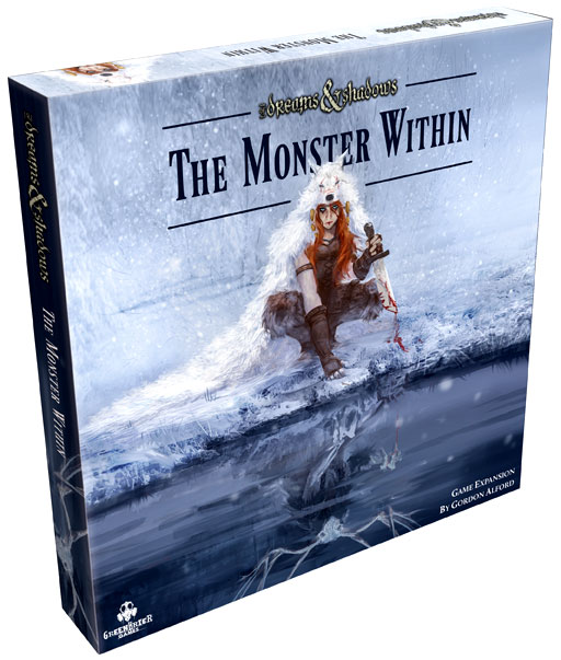 Image result for Of Dreams and Shadows: The Monster Within board game