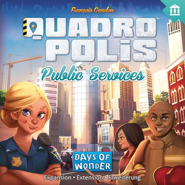 GTM #218 - Quadropolis: Public Services Expansion