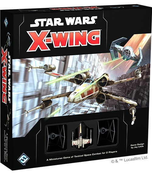GTM #221 - X-Wing - Second Edition