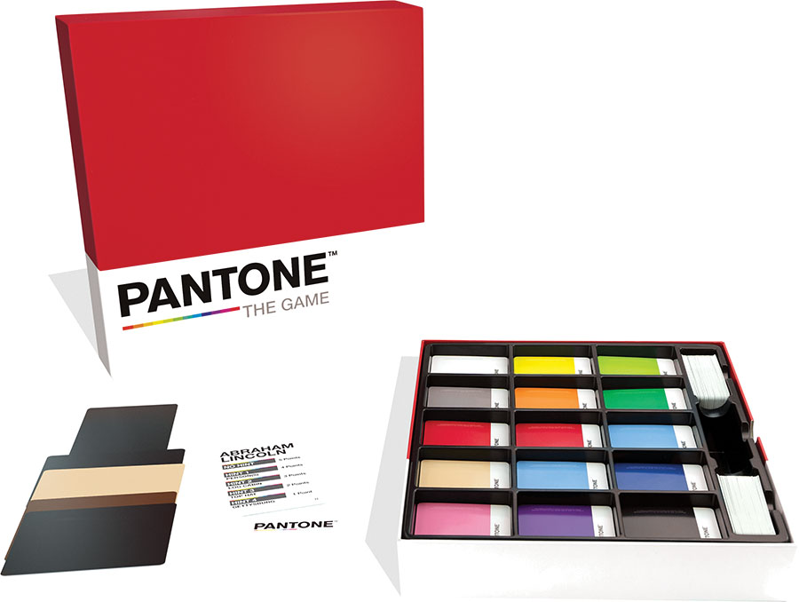 GTM #221 - Pantone: The Game!