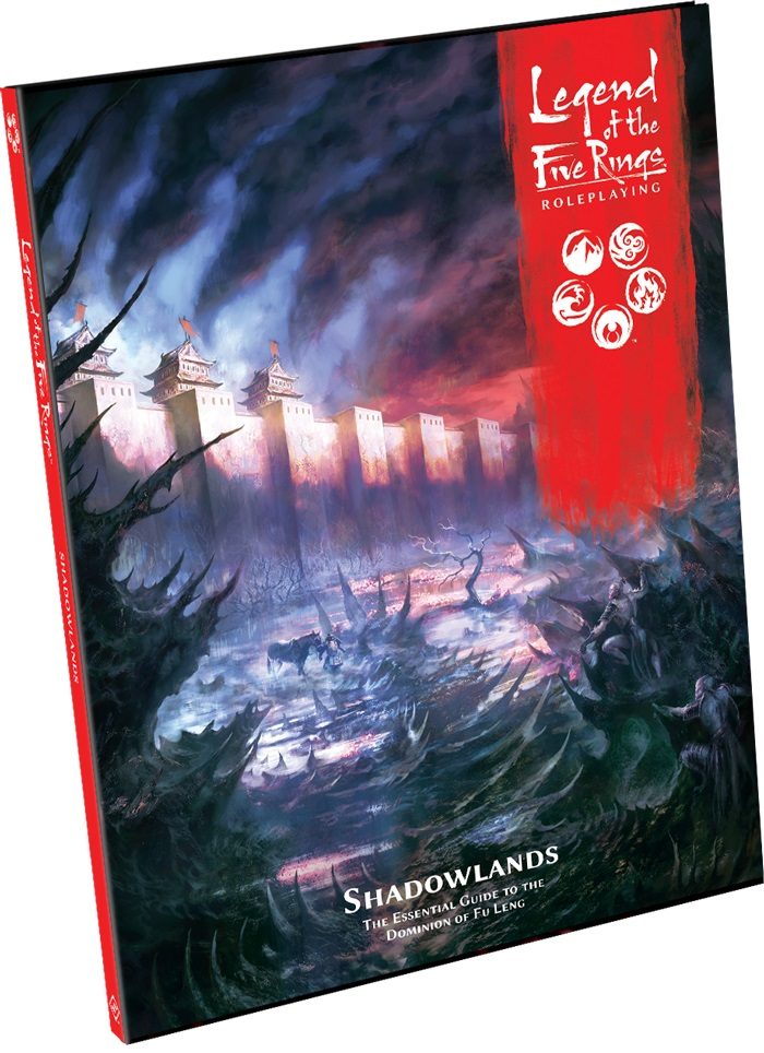 dd68c63f172 GTM  228 - The Legend of the Five Rings Roleplaying Game  Shadowlands  Sourcebook